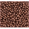 Metal Bead Round 2.4mm Antique Copper